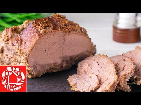 Как запечь мясо в духовке? Самое Нежное и Сочное! Мясо на Новый Год 2020