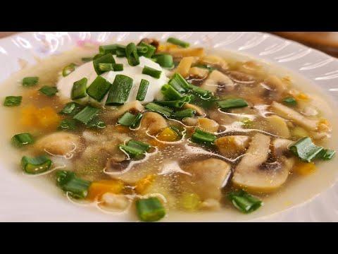 Мама НАУЧИЛА готовить только ТАК! Этот Суп Едят Все и муж и дети, и просят добавки!