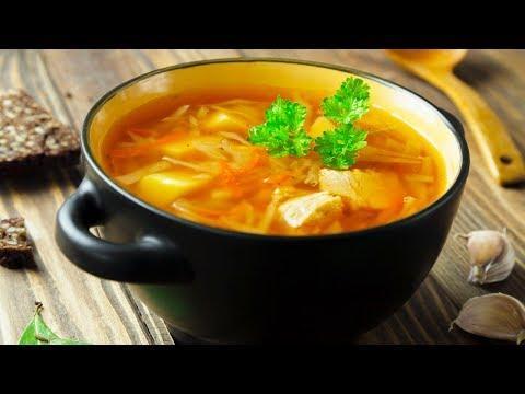 4 Супа, которые понравятся ВСЕМ, особенно сейчас, после праздника ..Легкие и Вкусные!
