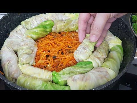 Голубцы из молодой капусты☆ Потрясающее блюдо на обед или на ужин!