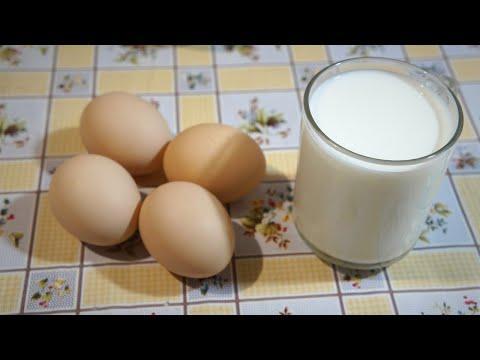Малоизвестное блюдо из яиц и молока. Марийское национальное блюдо «Селянка» («Пулашкамуно»).