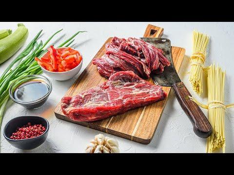 МЯСО И ОВОЩИ - 3 блюда азиатской кухни, которые захочется готовить еще и еще! Рецепты Всегда Вкусно!