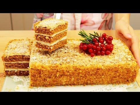 МОРКОВНЫЙ ТОРТ, простой рецепт потрясающего торта! English subtitles
