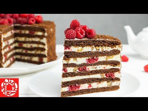 Потрясающий торт Спартак! На любой Праздник или День Рождения