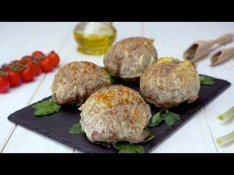 Мясо, фаршированное грибами - Рецепты от Со Вкусом