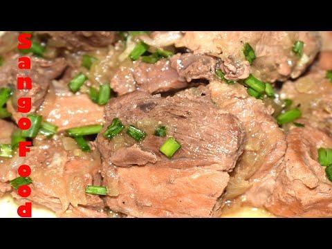 Нежнейшее Томленое Мясо.
