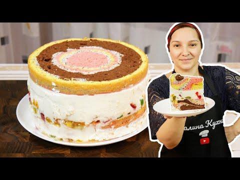 Торт Цыганские тропы или Пирог Пляцок, цыганка готовит.