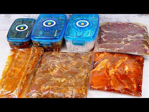7 маринадов для вкуснейшего шашлыка из курицы, говядины и свинины