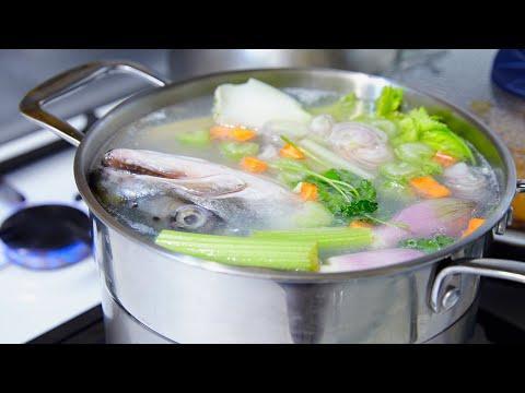 4 Рецепта превосходных рыбных супов от Всегда Вкусно!