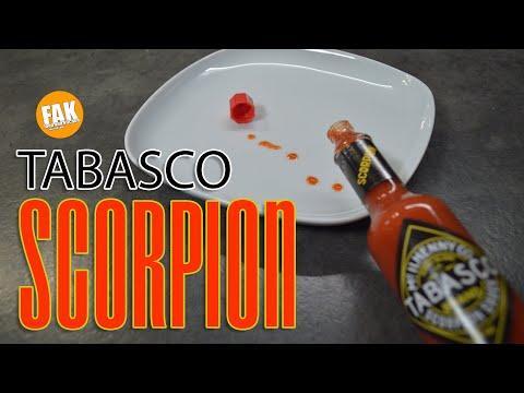 Острый соус Tabasco Scorpion