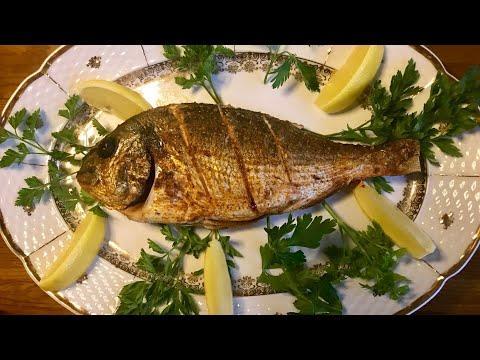 Хоть на праздник, хоть на каждый день.Ну, Очень вкусная рыба Дорадо запечённая в духовке .