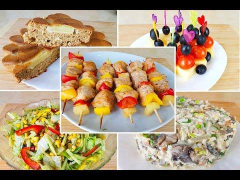 Новогоднее МЕНЮ 2020 ! Готовлю 5 блюд на Новогодний Стол 2020 / как похудеть мария мироневич