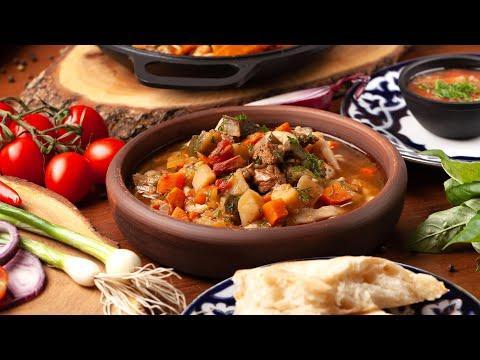 3 Знаменитых блюда грузинской кухни для семейного обеда и на праздничный стол. Рецепты Всегда Вкусно