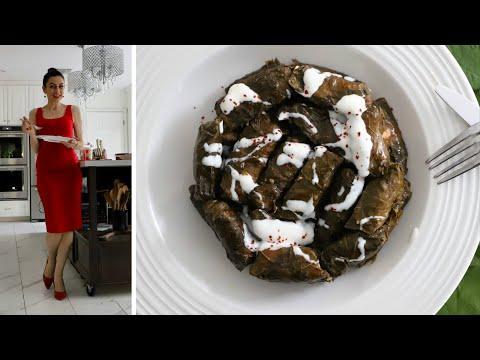 Традиционная Армянская Толма - Рецепт от Эгине - Heghineh Cooking Show in Russian