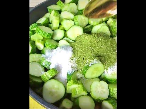 Рецепт, которым я покорила Свекровь! Салат из огурцов на зиму #shorts