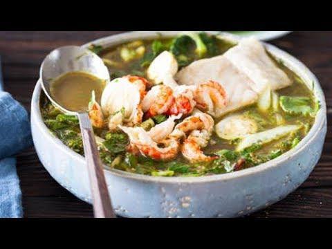 Как приготовить царский холодный суп. Невероятная вкуснятина