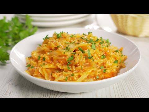 Знаменитый греческий ЛАХАНОРИЗО! Вкусно, быстро, просто и сытно. Рецепт от Всегда Вкусно!