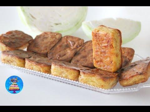 Ленивые пирожки С КАПУСТОЙ/Сочный вкусный ПИРОГ с капустой или КАПУСТА в Пироге