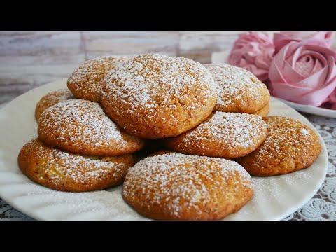 Печенье БЕЗ ЯИЦ БЕЗ СЛИВОЧНОГО МАСЛА. Банановое печенье. Постное печенье. Вкусное печенье за копейки