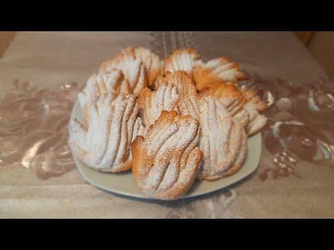 Печенье Хризантемы | Печенье Через Мясорубку | Песочное Печенье | Печенье из детства