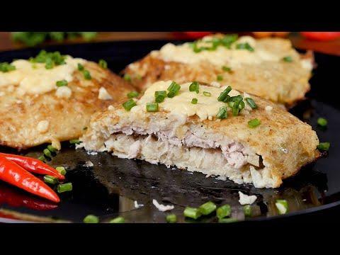 Отбивные в картофельной шубе - Рецепты от Со Вкусом