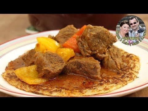 Нежнейшее, тающее во рту мясо с овощами /Пёркёльт/ по Венгерски От Кухня в Кайф. pörkölt
