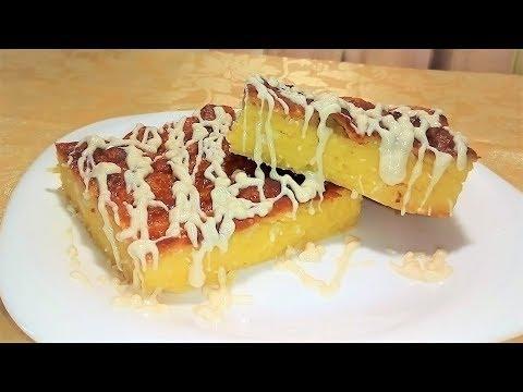 Творожная Запеканка с КОКОСОВОЙ Стружкой ОЧЕНЬ Вкусная. Запеканка из творога. Cheese casserole.