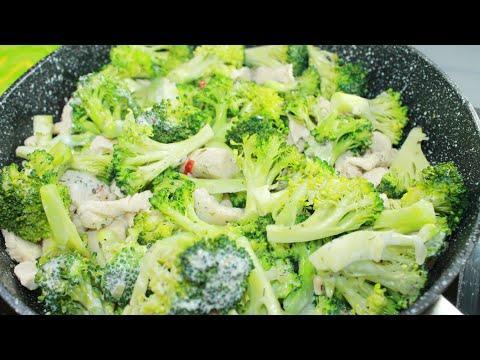 Вы полюбите БРОККОЛИ, если будете готовить по этому рецепту. Как приготовить Брокколи?