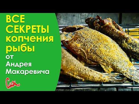 КОПТИМ РЫБУ на даче - осетр и карп БЫСТРО И ВКУСНО! КАК ИЗБЕЖАТЬ ОШИБОК при горячем копчении рыбы.