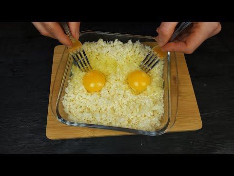 Дома есть Капуста и 2 яйца Тогда приготовьте этот Вкусный Ужин из простых продуктов!