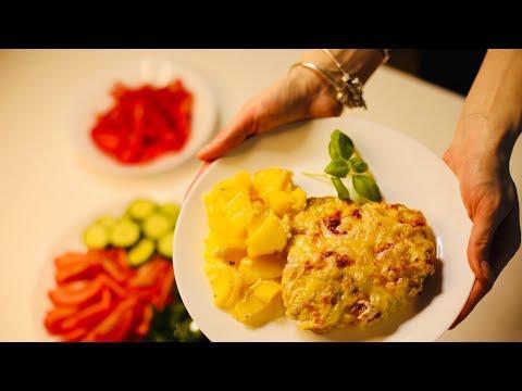 Мясо по-французски: ЛУЧШИЙ рецепт