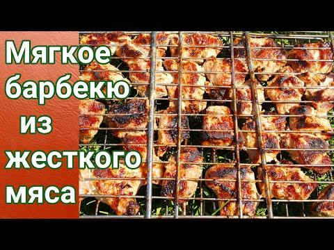 Как приготовить мягкий шашлык (барбекю) из жесткого мяса. Тендерайзер Что это?