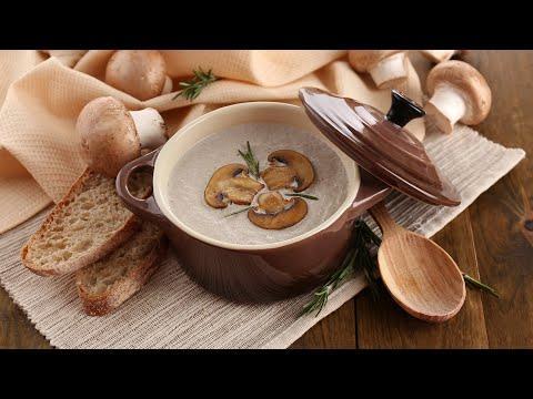 Захочется приготовить все! 4 Самых вкусных грибных супа. Рецепты от Всегда Вкусно!