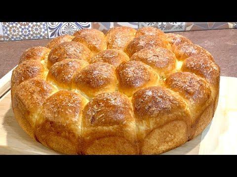 Милинки със сладка глазура - най-сполучливото и лесно тесто / Булочки Милинки со сладкой глазурью