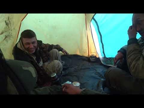 Рыбалка с коллегой из Коми в Якутии Yakutia 1 серия