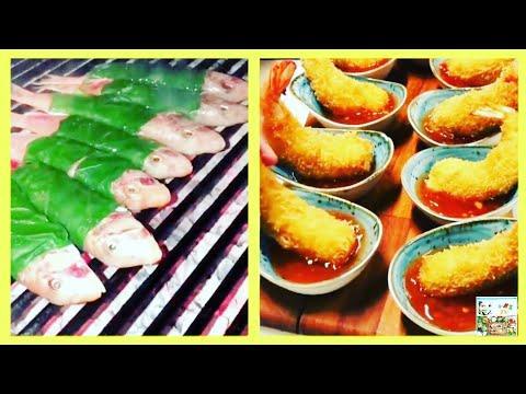 ТУРЕЦКАЯ Кухня | Вкусная Еда МОРЕПРОДУКТЫ по-Турецки _ Full-HD.mp4