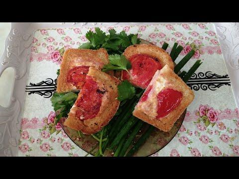 Хрустящие горячие бутерброды. Рецепт бутербродов на сковороде