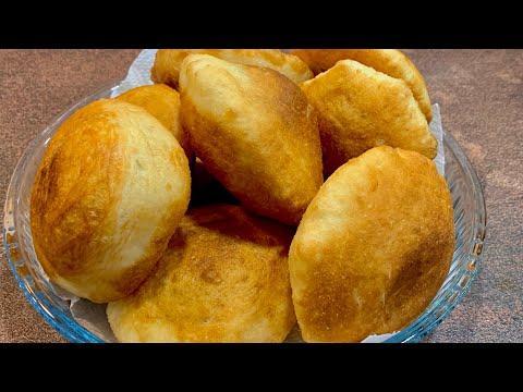 Най-вкусните мекици от ной- сполучливото тесто / Воздушные мекици ( пончики) - самое удачное тесто