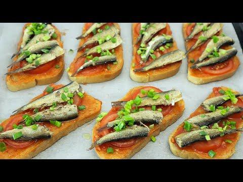СУПЕР ВКУСНО! Горячие бутерброды. 3 Вкуснейших рецепта на завтрак и перекус