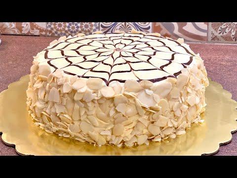 Торт Эстерхази - легендарный вкуснейший торт, к тому же без глютена