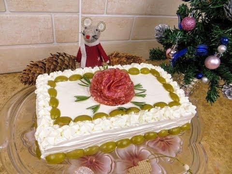Все ахнут от восторга! Мясной Наполеон (ЧАСТЬ 2) - праздничный рецепт!