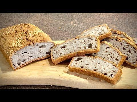Хляб от елда- без глутен, лесна и здравословна рецепта