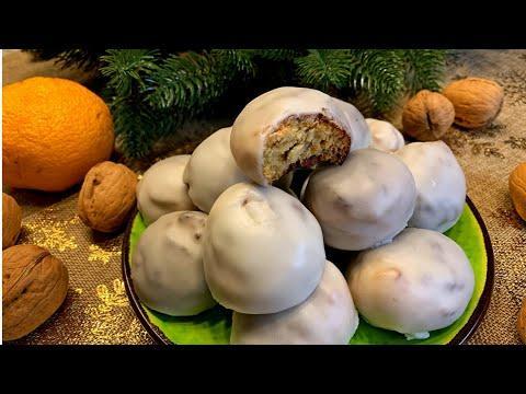 Лучший рецепт РОЖДЕСТВЕНСКИХ ПРЯНИКОВ. Рождественская выпечка - немецкие пряники pfeffernusse