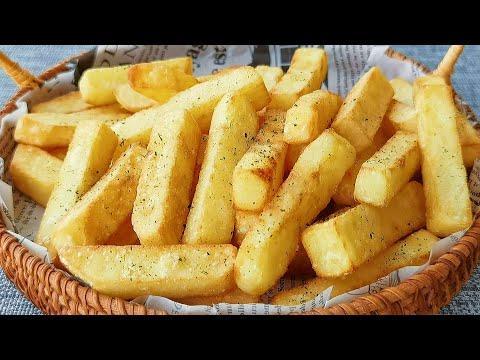 【小穎美食】最近很火的土豆做法,飯店賣15一盤,在家成本不到3元,太香了