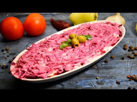 СЕЛЕДКА ПОД ШУБОЙ классический рецепт. Вкусный рецепт салата на праздничный стол.