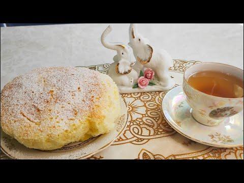 Очень вкусный ЯПОНСКИЙ ХЛОПКОВЫЙ ЧИЗКЕЙК. Japanese cotton cheesecake