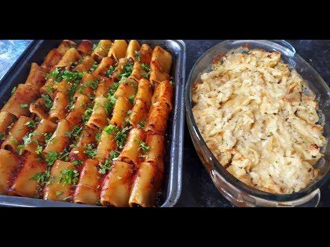 2 САМЫЕ ВКУСНЫЕ БЛЮДА ИЗ МАКАРОН ВКУСНОТА ОБАЛДЕННАЯ будете готовить только так