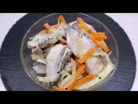 Толстолобик маринованный - самый вкусный рецепт