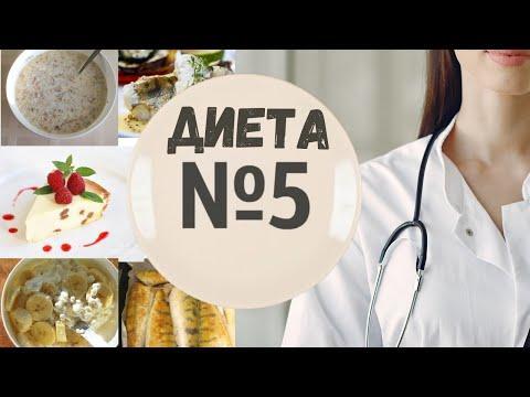 ДИЕТА СТОЛ № 5 /ЧТО МОЖНО? ЧТО НЕЛЬЗЯ?/лечебное питание/ стол пять меню на каждый день/диета стол 5