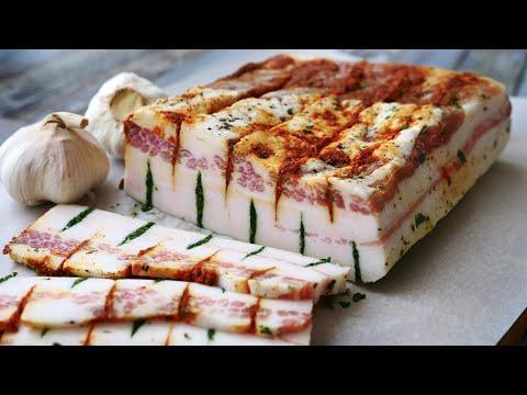 Вкуснее любого мяса | Фаршированное Сало